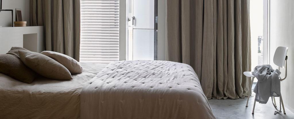 Støjdæmpende gardiner